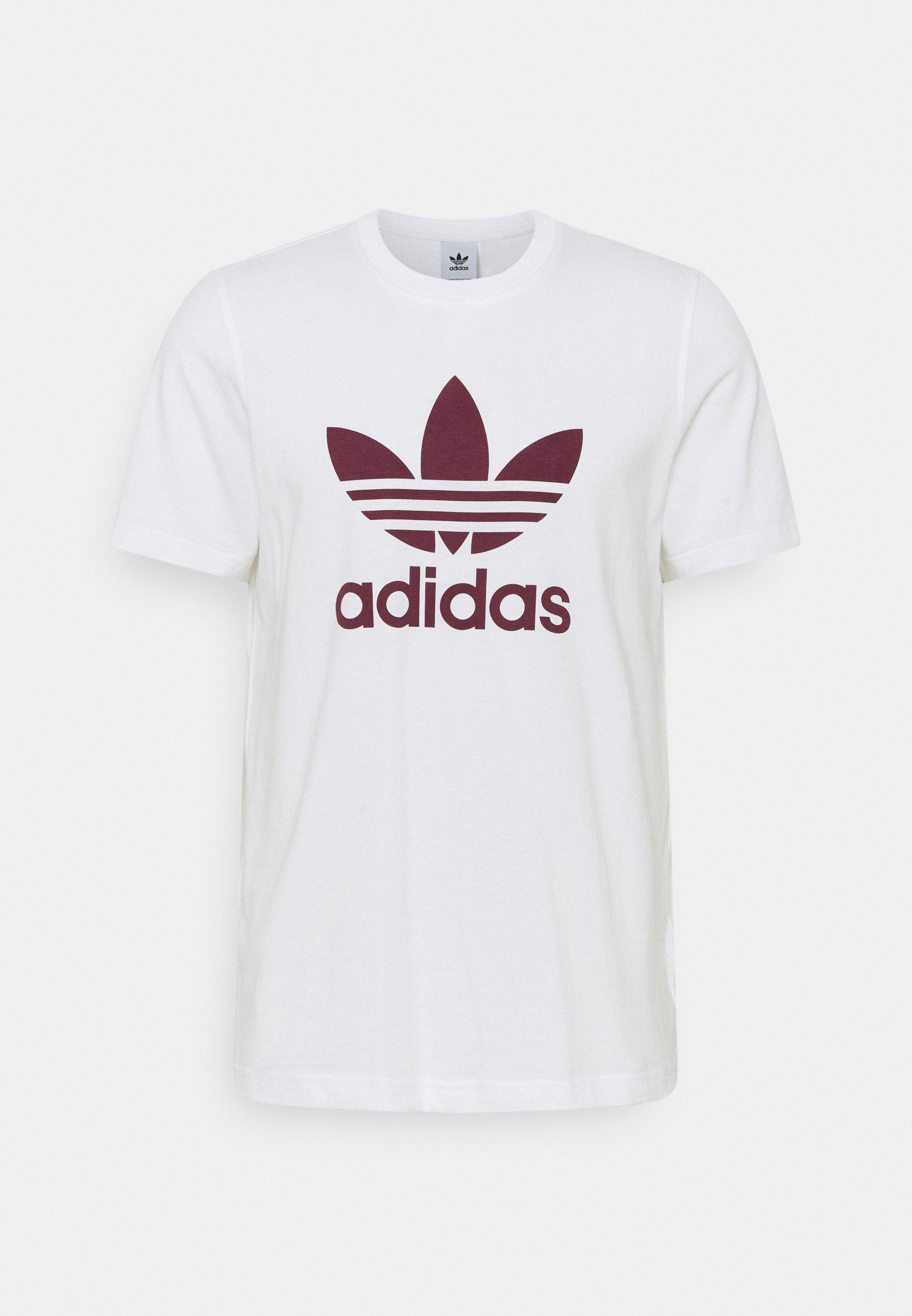 Homme TREFOIL T-SHIRT ORIGINALS ADICOLOR - T-shirt imprimé