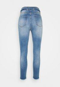 Pinko - SUSAN SOFT STRETCH - Jeans Skinny Fit - blue denim - 8