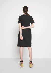 WEEKEND MaxMara - FELINO - Day dress - black - 3