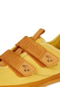 Affenzahn - Touch-strap shoes - gelb - 5