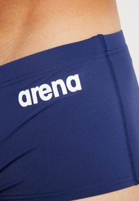 Arena - SOLID  - Swimming trunks - navy/white - 3