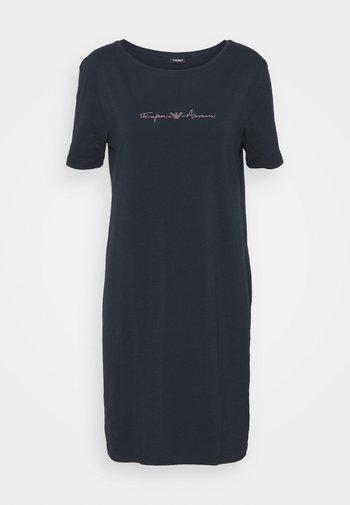 NIGHT DRESS - Nightie - marine