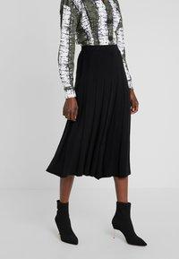 Filippa K - RUBY SKIRT - A-line skirt - black - 0