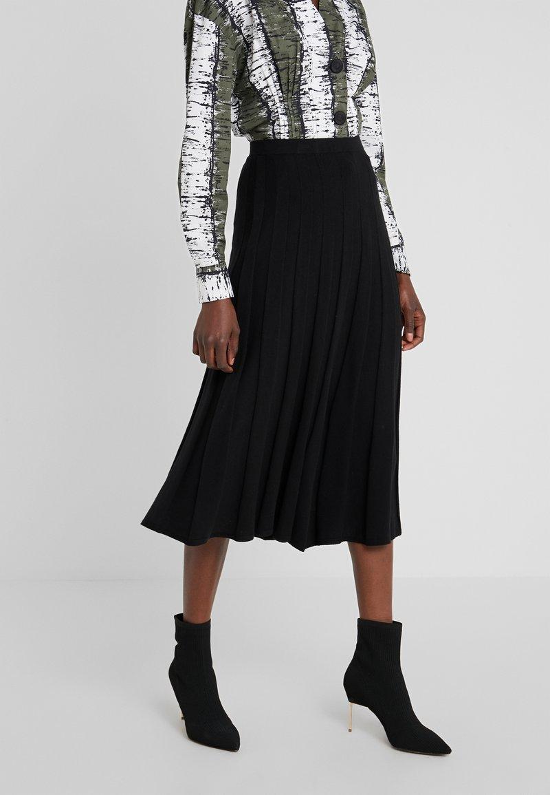 Filippa K - RUBY SKIRT - A-line skirt - black
