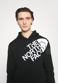 The North Face - SHOULDER BOX - Sweatshirt - black - 4