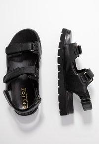 Office - SAXON - Sandals - black - 3