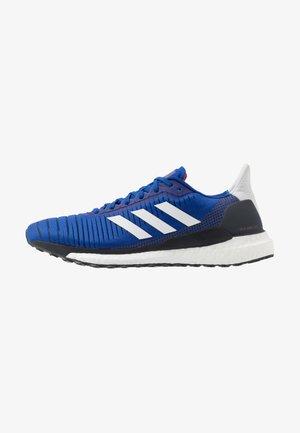 SOLAR GLIDE 19 - Neutral running shoes - royal blue/dash grey/solar red