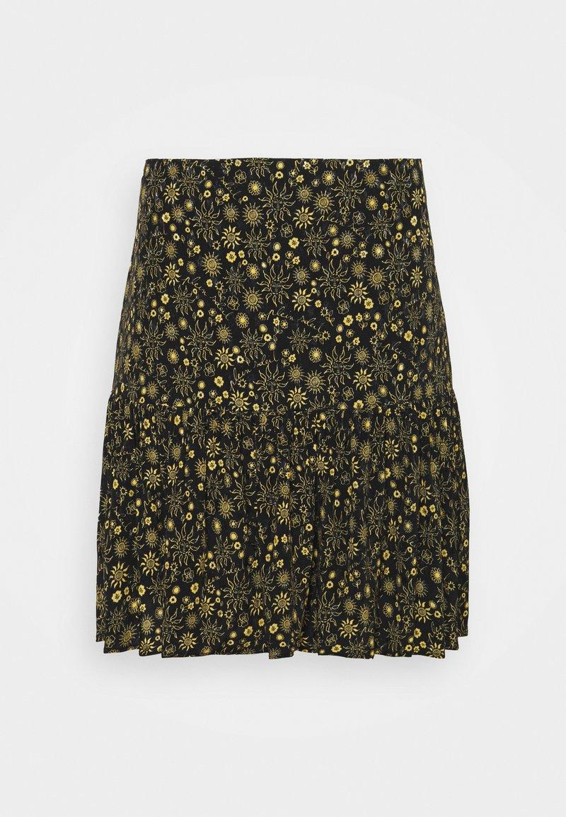 sandro - Mini skirt - noir