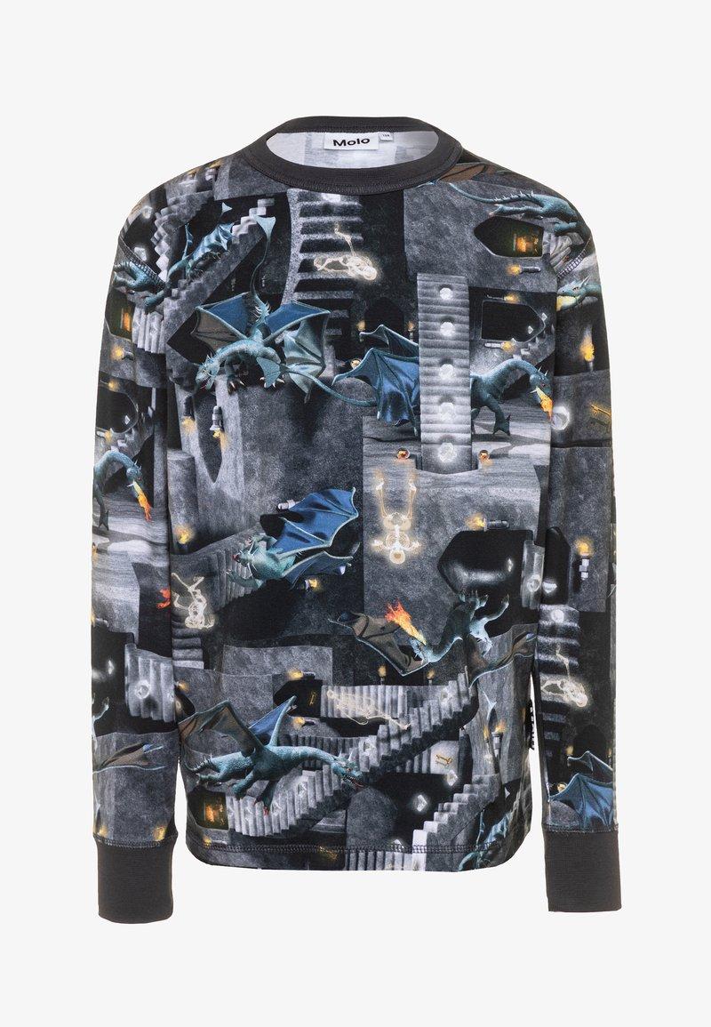 Molo - RILL - Long sleeved top - black
