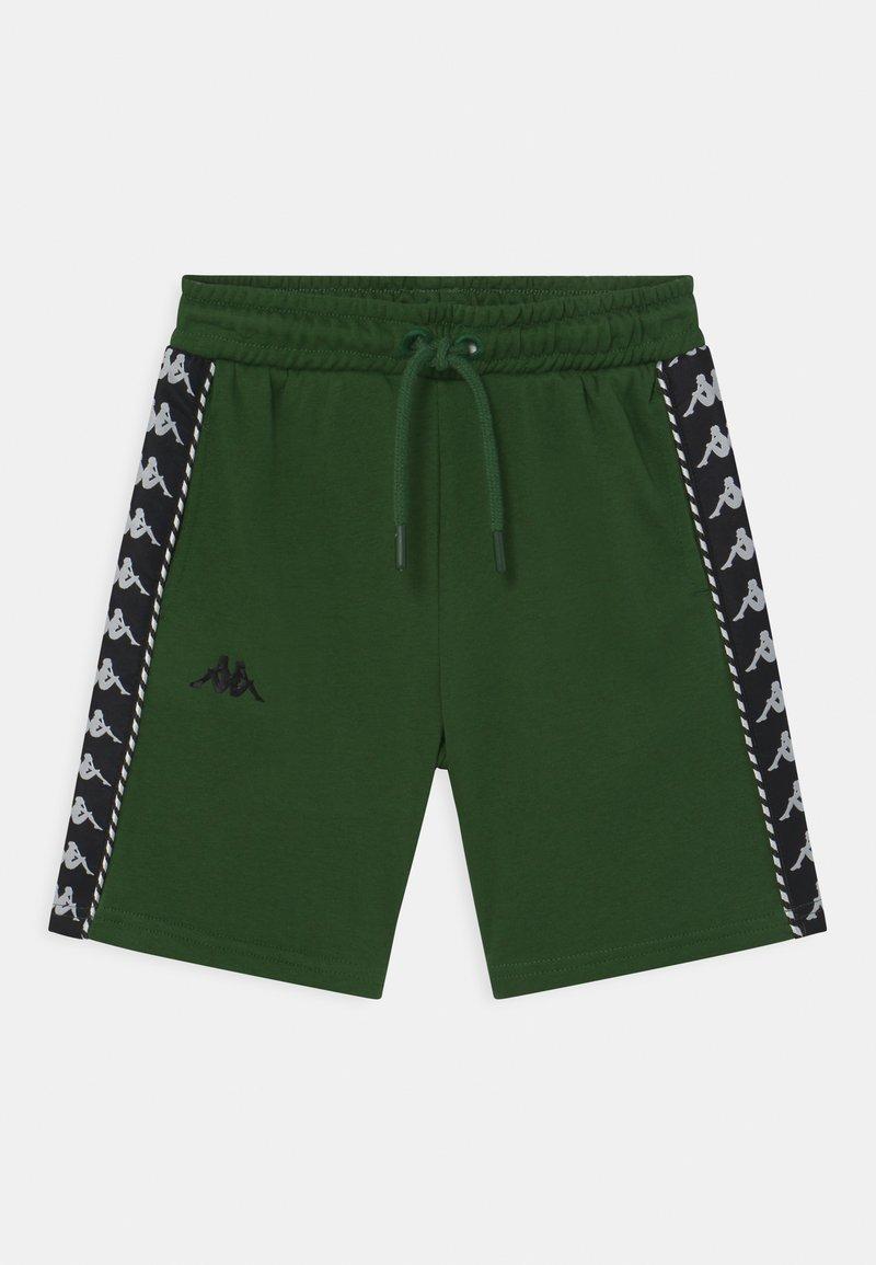 Kappa - ITALO UNISEX - Sports shorts - greener pastures