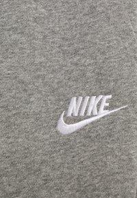 Nike Sportswear - PANT - Verryttelyhousut - carbon heather - 2