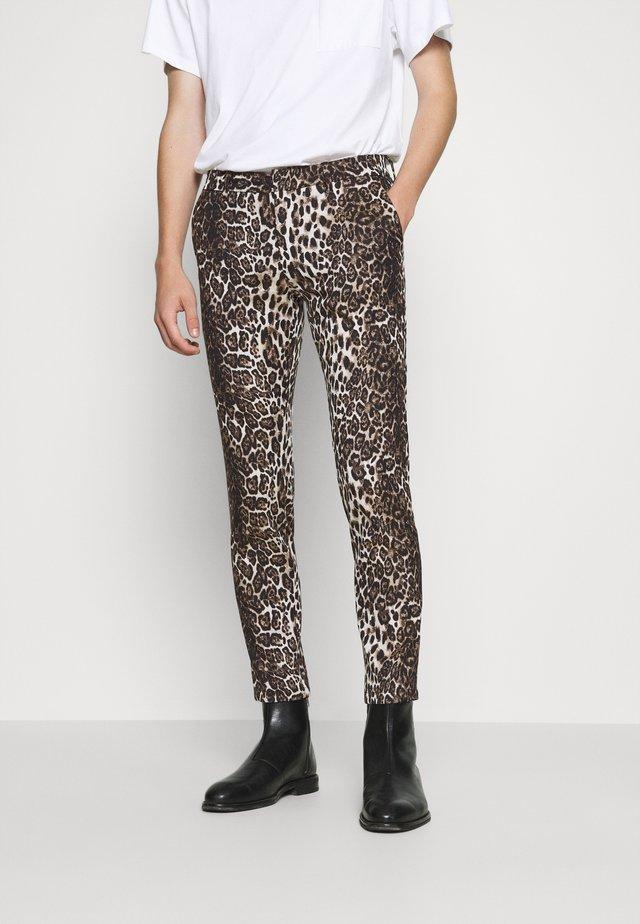 SIGHT - Pantalon classique - braun