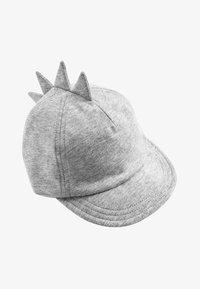 Next - DINOSAUR SPIKE - Cap - grey - 0
