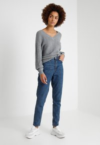 TWINTIP - Jumper - mottled grey - 1