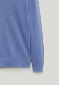 Massimo Dutti - Sweatshirt - blue - 3