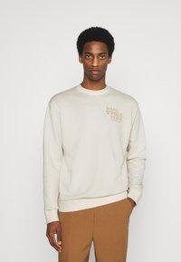 Marc O'Polo DENIM - LONG SLEEVE - Sweatshirt - scandinavian beige - 0