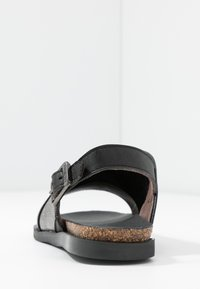 lilimill - VANDA - Sandals - twister nero - 5