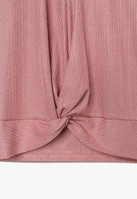 Hummel - HMLLIV - Print T-shirt - ash rose - 3