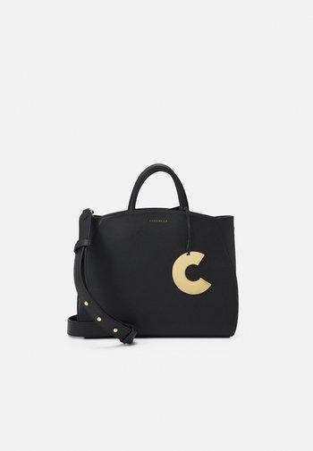 CONCRETE - Handbag - noir