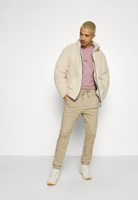 Only & Sons - ONSLINUS LIFE WORK - Chinos - chinchilla - 1