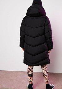 Next - Winter coat - black - 3