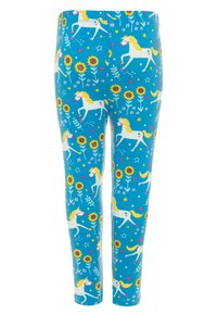 Frugi - ORGANIC COTTON LIBBY UNICORN - Leggings - Trousers - blue - 1