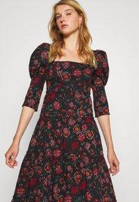 Diane von Furstenberg - NORA DRESS - Day dress - medium black - 3