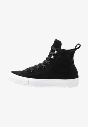 CHUCK TAYLOR ALL STAR HIKER FINAL FRONTIER - Zapatillas altas - black/white