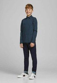 Jack & Jones Junior - Overhemd - navy blazer - 0