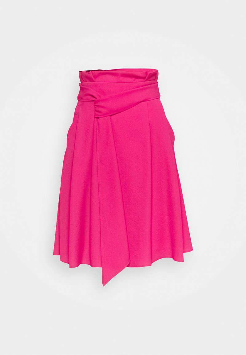 HUGO - RINANE - A-line skirt - bright pink
