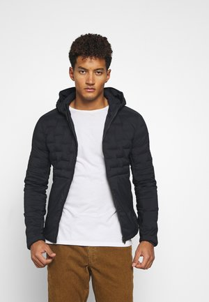 MEN JACKET - Outdoorová bunda - black