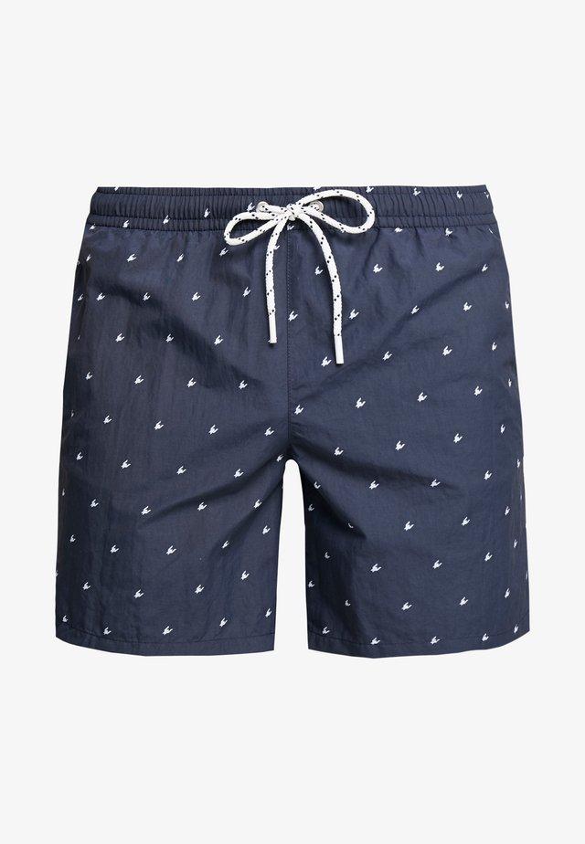 Swimming shorts - marine/blanc