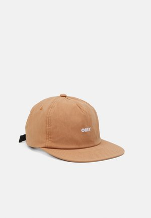 WARFIELD STRAPBACK UNISEX - Cap - gallnut