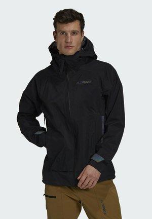 TERREX MYSHELTER GORE-TEX ACTIVE - Waterproof jacket - black