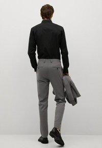 Mango - EMERITOL - Camicia elegante - schwarz - 2