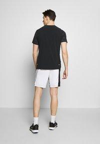 Nike Performance - DRY SHORT  - Sports shorts - black/white - 2