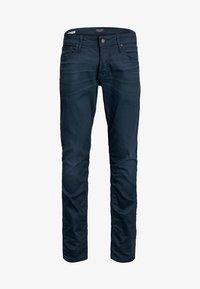 Jack & Jones - JEANS CLARK ICON - Straight leg jeans - blue denim - 0