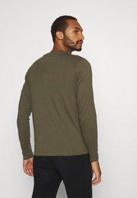 Replay - Maglietta a manica lunga - olive - 2