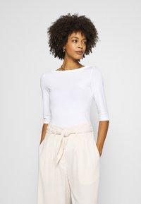 Anna Field - T-shirt basic - white - 1