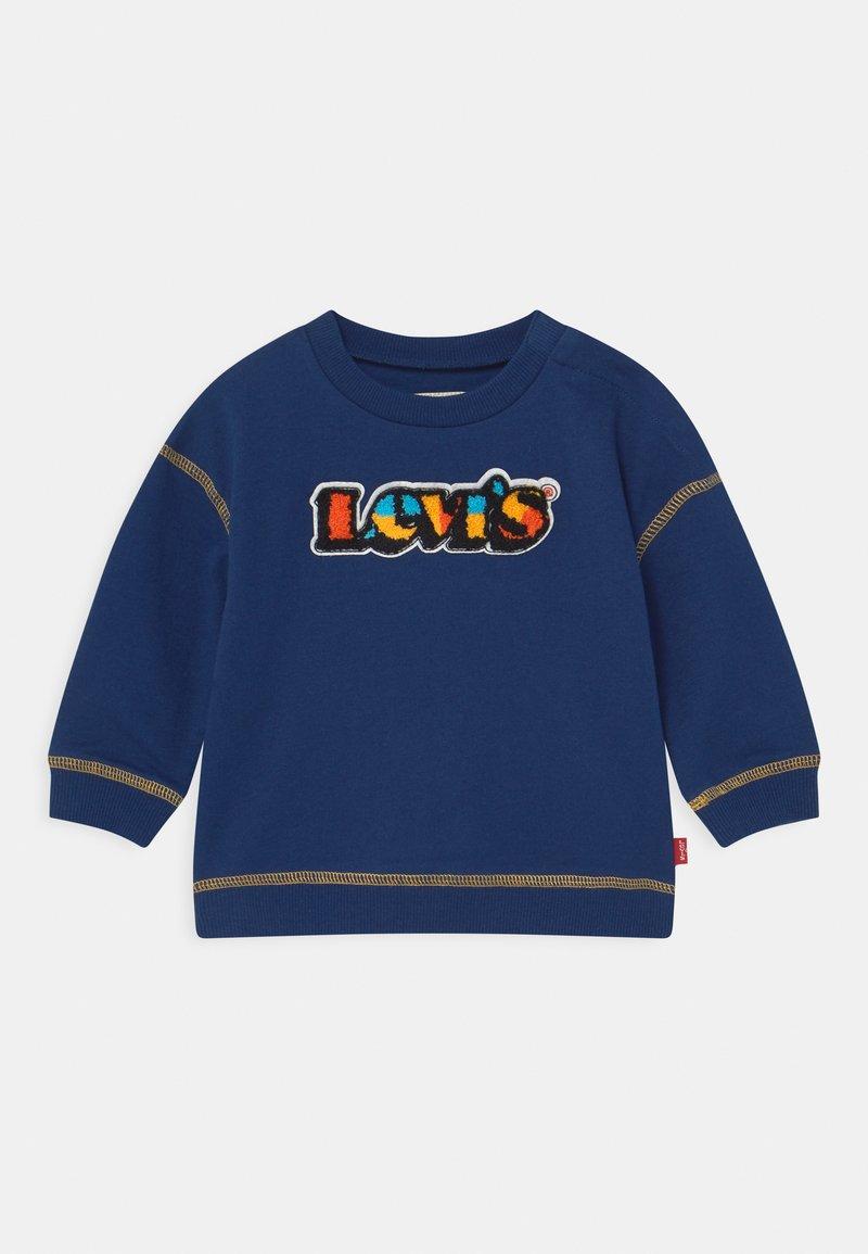 Levi's® - CREWNECK - Mikina - estate blue
