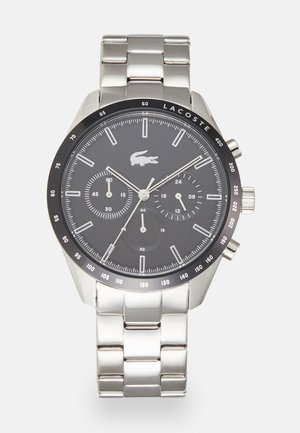 BOSTON - Chronograph watch - silver-coloured