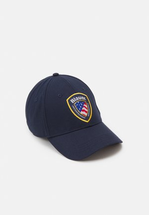 BASEBALL SHIELD PATCH UNISEX - Cap - dark navy