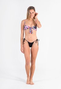 Hurley - PALM PARADISE  - Bikini top - multicoloured - 1