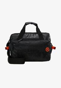 Superdry - FREELOADER LAPTOP BAG - Taška na laptop - black - 8
