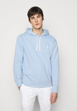 Hoodie - elite blue