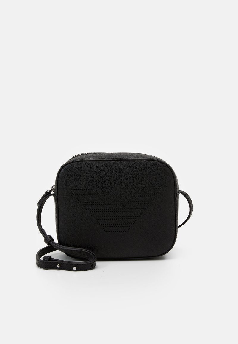 Emporio Armani - GRENETTE WOMENS CAMERA BAG - Across body bag - nero