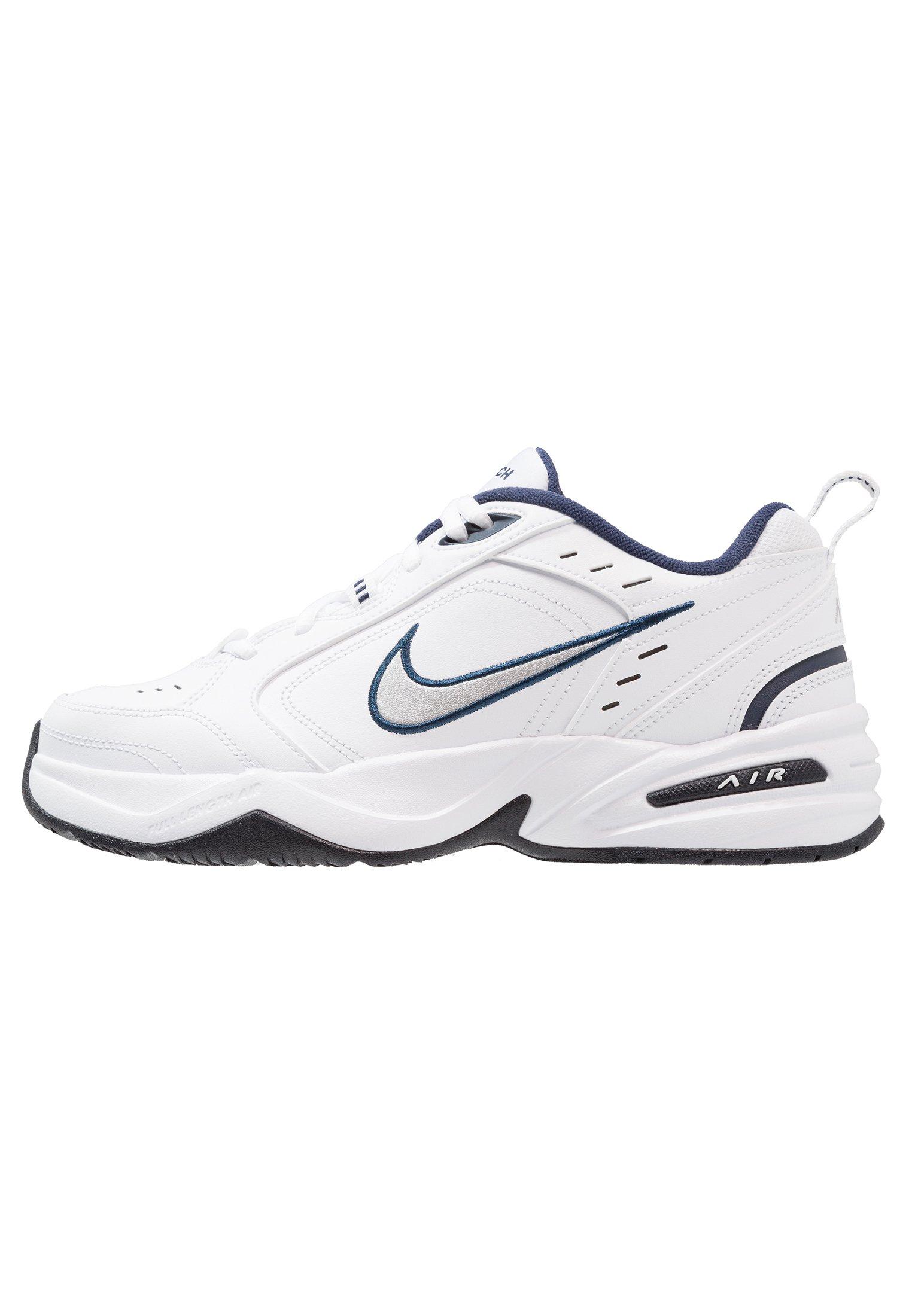 Nike Sportswear AIR MONARCH IV Joggesko whitemetallic