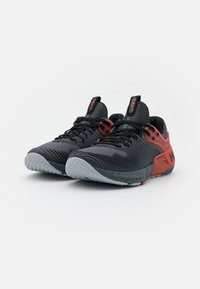 Under Armour - APEX - Sports shoes - pitch gray - 1