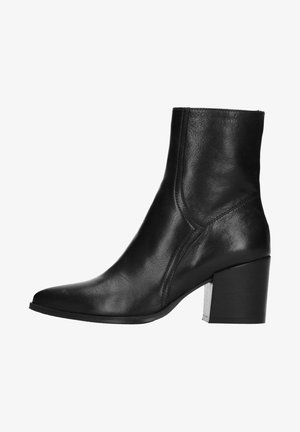 WESTERN - Classic ankle boots - schwarz