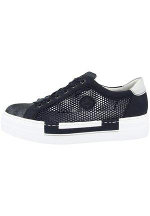 Sneakers laag - night blue-pacific-black-navy-ice (n4997-14)